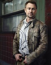 Grant Bowler Signed 8x10 Defiance Lawkeeper Joshua Nolan True Blood Exact Proof
