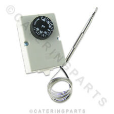 HEAT / COOL UNIVERSAL BOXED 16 AMP THERMOSTAT -35 to +35 FOR HEATING OR COOLING