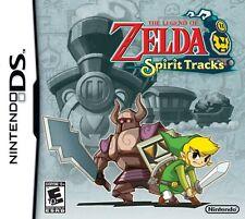 The Legend Of Zelda: Spirit Tracks - Complete Nintendo DS Game