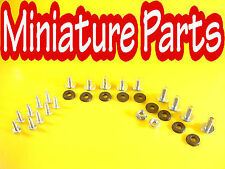 PITBIKE PLASTICS FAIRING SCREW KIT PLASTIC PANEL NUTS AND BOLTS SET FOR CRF70