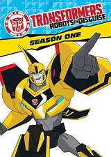 TRANSFORMERS: ROBOTS IN DISGUISE: SEASON ONE (NEW DVD)