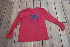 Spiderman 2 Long Sleeve Adult Small fits chest 34/36 shirt
