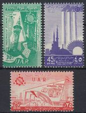 Syrien Syria 1958 */MLH Mi.V9/11 Internationale Messe Fair Damaskus [st2009]