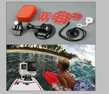 10 in 1 Sports Ski / Surf Board Mount Set for GoPro Hero 2 / 3 / 3+ / SJ4000