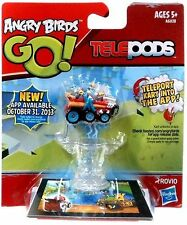 Angry Birds GO! Telepods Grey Birds Kart by Hasbro Toys [Toy]
