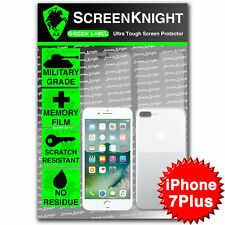 "Screenknight Apple iPhone 7 Plus 5.5"" cuerpo completo pantalla protector escudo Militar"
