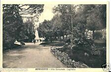 cm 125 Anni 30.BENEVENTO Villa Comunale - Laghetto - non viagg - FP Ed.Pizzini
