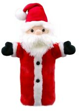 Santa Long Sleeve Glove Puppet by The Puppet Company