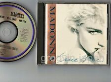 MADONNA True Blue Super Club Mix JAPAN CD 28XD-533 w/PS BOOKLET Free S&H/P&P