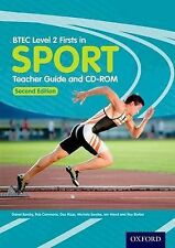 BTEC Level 2 Firsts in Sport Teacher Guide by Michala Swales, Ray Barker,...