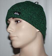 Dakine GUS Men's Green Marbled Cuffed Beanie Hat Sz OS NWT **