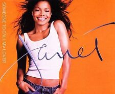 Janet Jackson Someone To Call My Lover 2 Tracks 2001