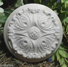 "gostatue plastic mold decor accent abs plastic mold 6.5"" x 1"" plaster mould"