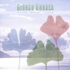 Faith, Hope & Love by Ginkgo Garden