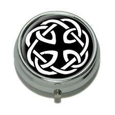 Celtic Knot Pill Case Trinket Gift Box