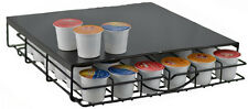 36 K-Cup Under The Brewer Storage Drawer - Fits Keurig Kcup Pods Holder - Coffee