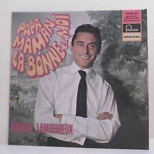 """33T Robert LAMOUREUX Vinyle LP 12"""" PAPA MAMAN LA BONNE ET MOI - FONTANA 826.535"""