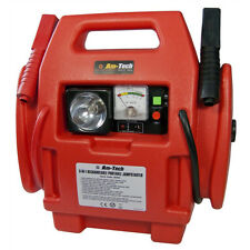 12V POWER PACK CAR ENGINE STARTER JUMP START BATTERY BOOSTER WITH AIR COMPRESSOR