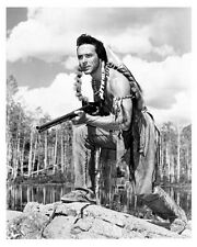 RICARDO MONTALBAN as Indian still ACROSS THE WIDE MISSOURI - (c668)