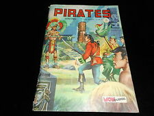 Pirates 19  Editions Mon Journal juin 1965