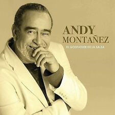 El Godfather de La Salsa by Andy Montanez (CD, Jun-2007, La Calle)