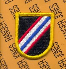 46th Special Forces Co Thailand Airborne Ranger beret flash patch m/e