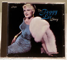 The Peggy Lee Story: Sugar (CD, 2002 Proper)