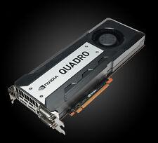 Nvidia Quadro K6000 | 12 GB GDDR5 | 2880 CUDA-Cores | 5.1 Teraflop | 288 GB/s