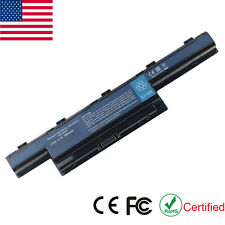 9 Cell Battery for Acer Aspire 4551 4741 4743g 5251 5552 5742 AS10D31 AS10D51 US
