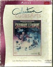 RARE / JEU PC - STAR WARS : SHADOWS OF THE EMPIRE / LUCAS ARTS