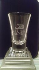 VIKING RIVER CRUISES - SOUVENIR BAR SHOT GLASS - CRUISE SHIP