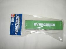 Walthers HO 40' Hi-Cube Rib Side Container Evergreen #949-8258 NIB
