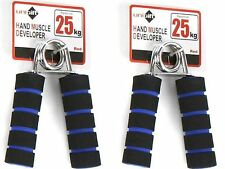 2x Handtrainer  Armtrainer  25lg Krafttraining Armhanteln  Unterarmtrainer