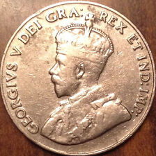 1926 CANADA 5 CENTS GOOD CONDITION !!