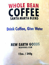 Santa Marta, Nicaragua Coffee Beans - 12 oz  HELP GIVE THIS COMMUNITY WATER!