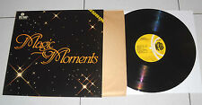 "Lp 33 giri MAGIC MOMENTS - K-tel 1980 12"" Italy Speciale The Platters Vic Dana"