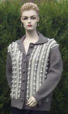 Señoras tunecino chaqueta Crochet Patrón-No. 105-un Diséñala tu mismo patrón.