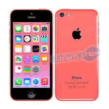 APPLE IPHONE 5C ROSA GRADO A 32GB, ACCESSORI, GARANZIA 4 MESI, PINK