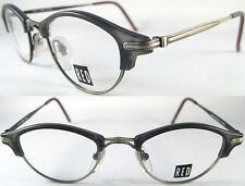 RARE & STYLISH EURO SPECIAL BY RED UNISEX BRILLE/EYEGLASSES  GREY ANTIK SILVER