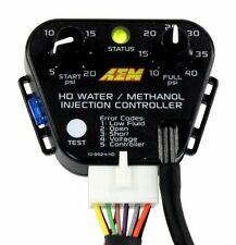 AEM 30-3306 V2 Water/Methanol Injection HD Controller Kit w/ Internal MAP 40psi