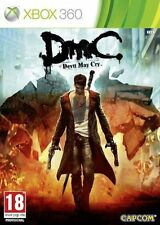 DMC DEVIL MAY CRY  5  V  EN CASTELLANO NUEVO PRECINTADO XBOX 360
