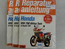 Reparaturanleitung, Buch, Honda XRV 750 Africa Twin , RD07 , ab 1993, Band 5180