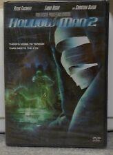 Hollow Man 2 (DVD, 2006) RARE HORROR CHRISTIAN SLATER BRAND NEW