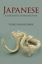 Japanese : A Linguistic Introduction by Yoko Hasegawa (2014, Paperback)