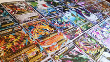 Pokemon TCG - 100 Assorted Card Lot - Break, EX Or Mega EX Full Art Guaranteed