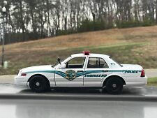 Townsend Tennessee Police Department diecast car Motormax 1:24 scale