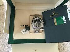 Rolex NIB 44MM Deep Sea Dweller 116660 $12,050 Ceramic Ring Lock Box/papers