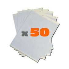 50 Tattoo Transfer Paper Spirit Stencil Carbon Thermal Tracing Hectograph