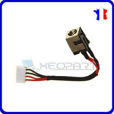 Connecteur alimentation ASUS  K40IJ  Cable Socket wire Dc power jack conector