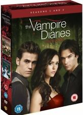 The Vampire Diaries complete season 1-2 series 1 & 2